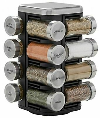 Kamenstein 16-Jar Plaza Spice Rack