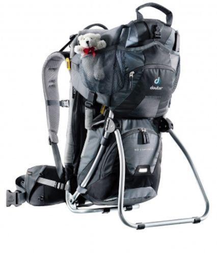 deuter kid comfort carriers slings backpacks ebay. Black Bedroom Furniture Sets. Home Design Ideas