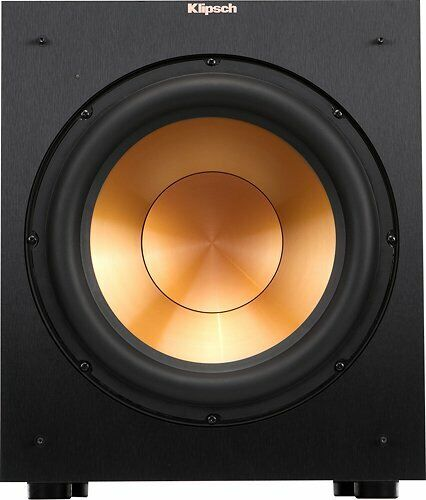 "Klipsch R-12SW 12"" Reference Front-Firing Subwoofer 400 watt IN BOX SEE DESC."