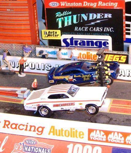 Toy Race Trucks : Drag racing toys ebay