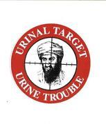 Urinal Target