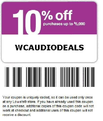 Lowes phone coupon - Promo codes for tactics