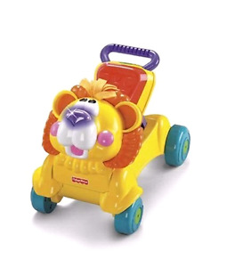 Fisher price walking and riding toy.