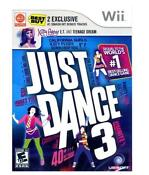 Just Dance 3 Wii Katy Perry Edition