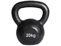 20kg bodymax cast iron kettlebell