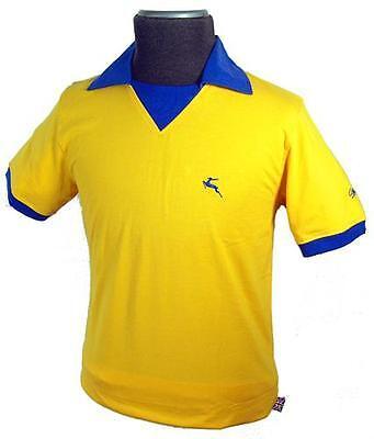 SALE! NEW MENS BUKTA RETRO INDIE 70S STYLE FOOTBALL T-SHIRT TEE TOP Best