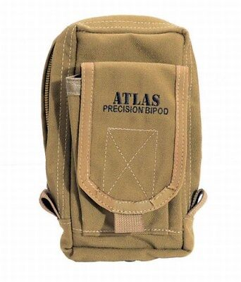 B&T Industries   Atlas Bipod Pouch   Compatible w/V8, PSR or