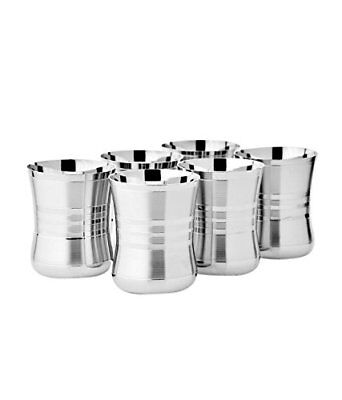 Stainless Steel Sippy Cup Glass Drinking Water BUY 6 GET 2 FREE USA Fast Ship
