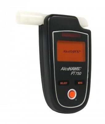 Alcohawk PT750 Breathalizer Breathalyzer Alcohol Tester Pro