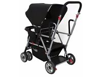 Joovy Caboose Ultralight Sit and stand double stroller