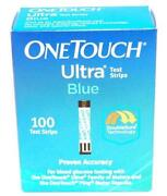 One Touch Ultra Test Strips 300