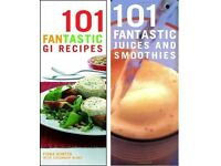 101 fantastic food drink books RRP £9.99 each