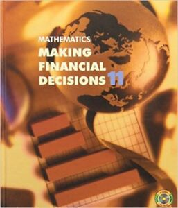 ▀▄▀Mathematics: Making Financial Decisions 11