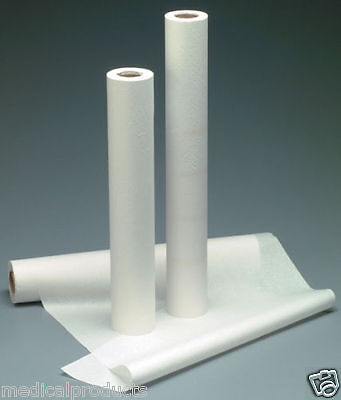 New Exam Table Paper 21  X 225 Smooth  White 12 Rolls