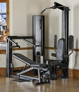 Vectra 1450 On-Line Home Gym / Multigym