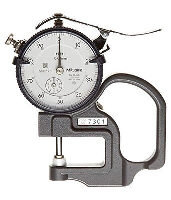 Mitutoyo 7301 Dial Thickness Gage2046sb