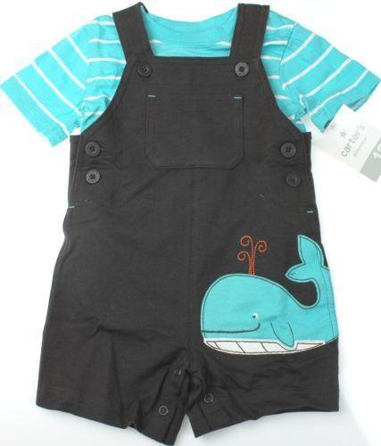 Carters Whale: Baby & Toddler Clothing | eBay