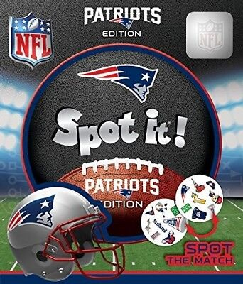 MasterPieces New England Patriots Spot it!