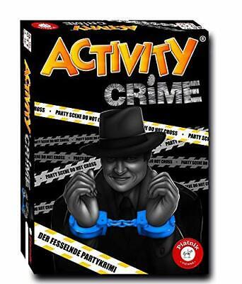ACTIVITY CRIME - PIATNIK 662768 # NEU OVP