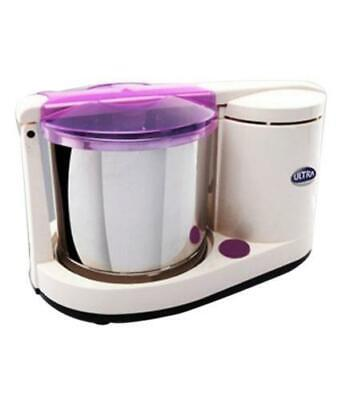 Elgi Ultra Grind+ Dura+ Plus Table Top 2.00 L Wet Grinder +Atta 220 230-volt EC for sale  Shipping to India