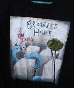 Crowded House T Shirt