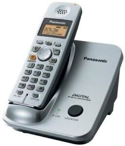 REDUCED*NEW IN BOX*Panasonic 2.4 GHz Expandable Cordless Phone
