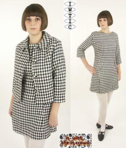 e7d411a17d 60s A Line Dress