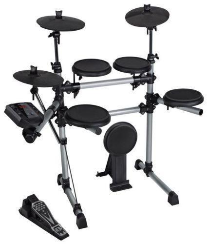 simmons electronic drum set ebay. Black Bedroom Furniture Sets. Home Design Ideas