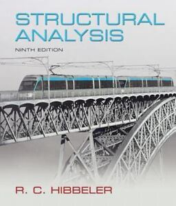 Structural analysis by russell c hibbeler 2014 hardcover ebay stock photo fandeluxe Choice Image