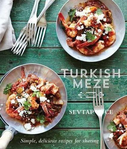 NEW Turkish Meze By Sevtap Yuce Hardcover Free Shipping