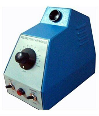 Melting Point Apparatus Best Lab Equipment Measure Upto 350 Degrees C Or 660 F