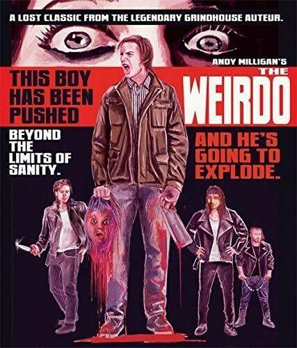 The Weirdo [new Blu-ray]