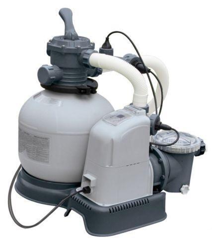 Salt water pool filter ebay - Salt water pumps for swimming pools ...