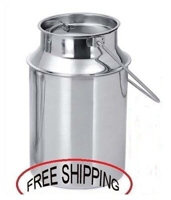 Milk Can Stainless Steel 5 Ltr Milk Can Kitchen Milk Can Quality Carrying Only