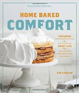 HOME BAKED COMFORT by Kim Laidlaw (hard cover)