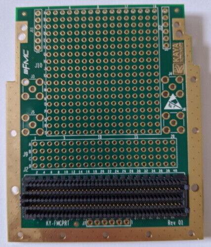 FMC Breakout, Breadboard, Prototype Card
