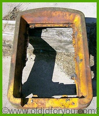 John Deere 440 Grill Or Hard Nose -t10366t - We Have The Parts You Need