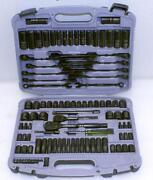 Used Mechanic Tool Set