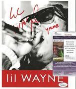 Lil Wayne Autograph