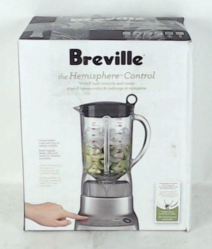 Breville Bbl605xl Hemisphere Control Blender: Breville Hemisphere Control Blender