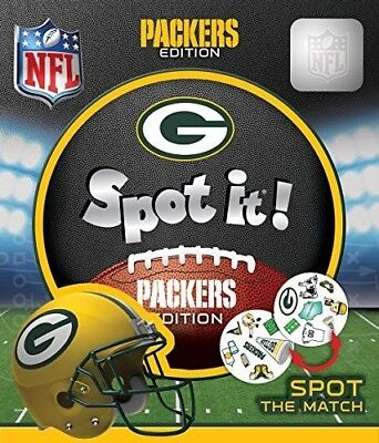 MasterPieces Green Bay Packers Spot it!