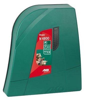 Poder N 4800 Dispositivo Valla Pasto Eléctrica Caballo Aparato Alimentador Cable