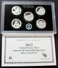 Silver Proof 2012 America the Beautiful Quarters (2010-Now)