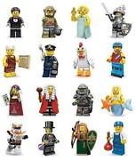 Lego Minifigures Complete