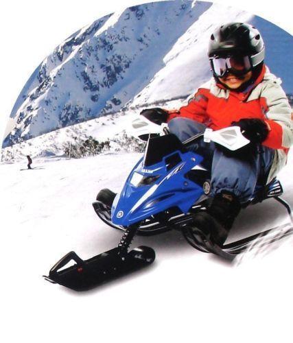 Yamaha Fx Nytro Snow Bike Sledge As New In Brightons Falkirk