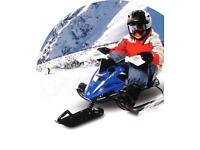 Yamaha FX Nytro Snow Bike Sledge
