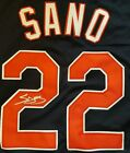 Not Authenticated MLB Original Autographed Jerseys