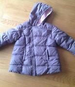 Girls Coat 4-5