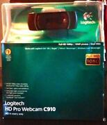 Logitech C910