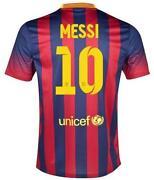 Barcelona Jersey Messi